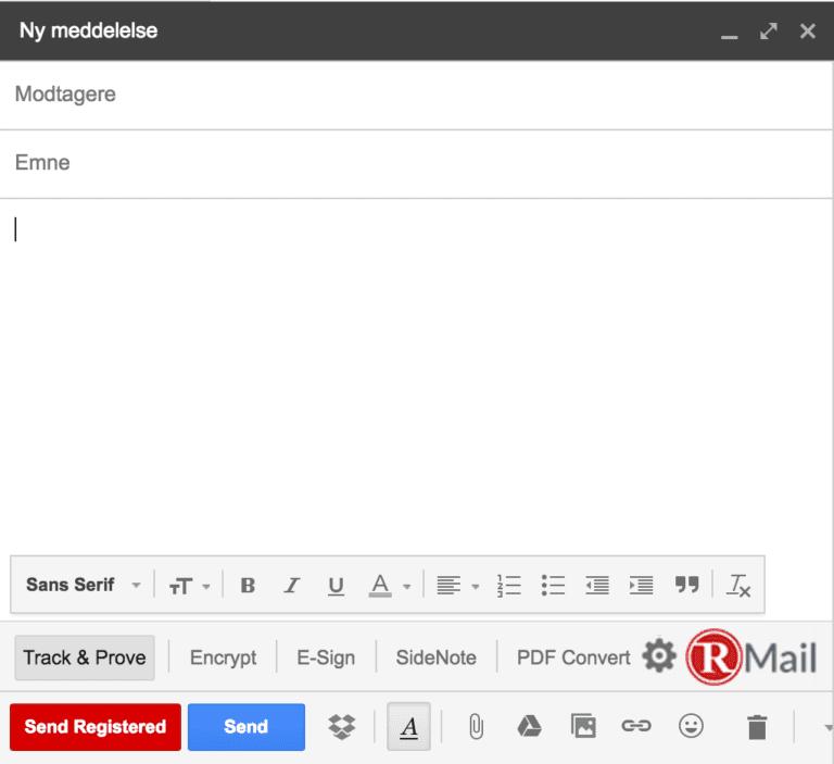 gmail knap