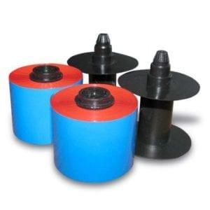 farvebånd til frankeringsmaskine