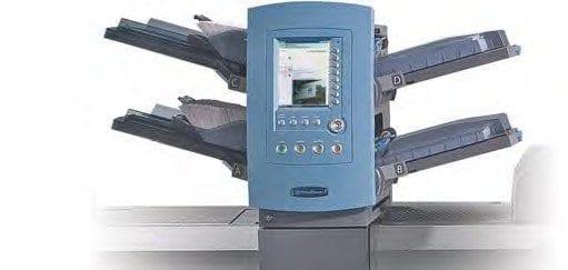 Kuvertiersysteme SI5200 5400 Bedienteil