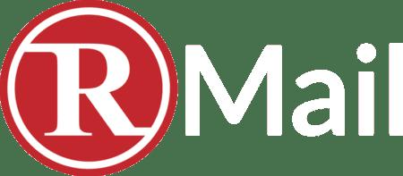 RMail Logo WHITE