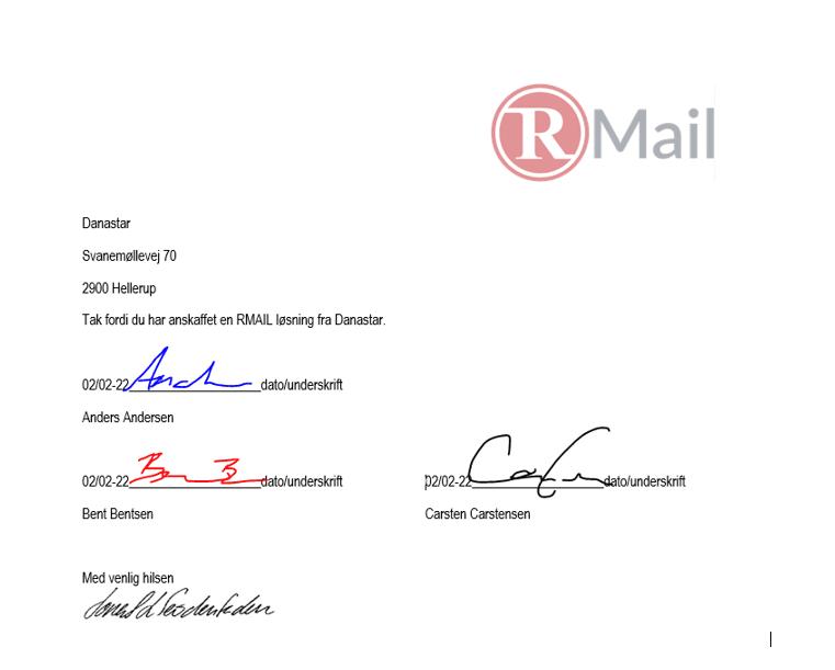 e-signatur