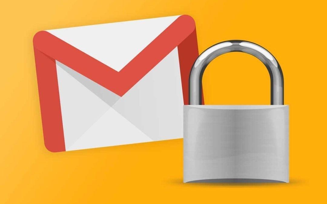 Gmail kryptering
