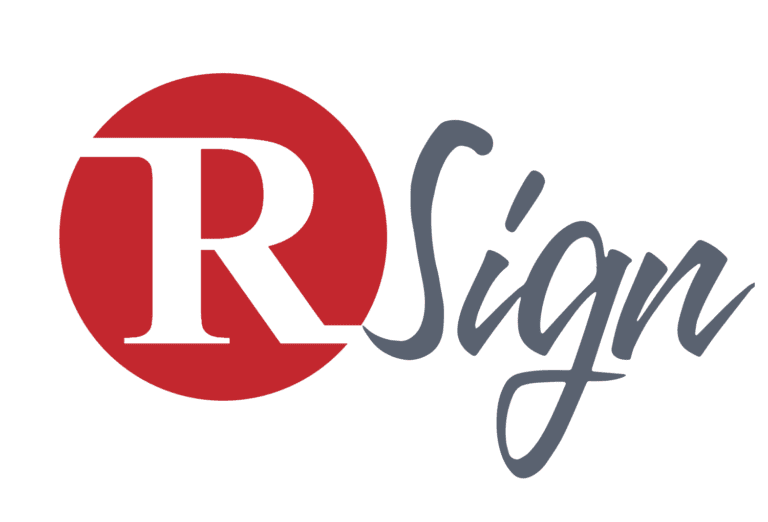 rsign – elektronisk underskrift, e-signatur, digital underskrift
